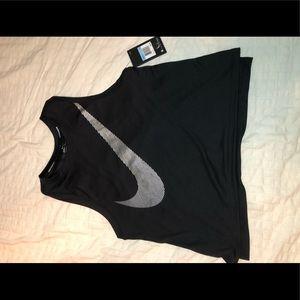 Nike DriFit crop tank